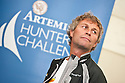 10th August 2011. Cowes. Isle of Wight..Pictures of Bernard Stamm, skipper of Cheminées Poujoulat, before The Artemis Challenge round the Island race...Aberdeen Asset Management Cowes Week 2011...Credit: Lloyd Images.