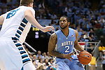31 December 2013: North Carolina's Leslie McDonald (2). The University of North Carolina Tar Heels played the UNC Wilmington Seahawks at the Dean E. Smith Center in Chapel Hill, North Carolina in a 2013-14 NCAA Division I Men's Basketball game. UNC won the game 84-51.