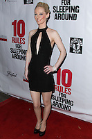 """HOLLYWOOD, LOS ANGELES, CA, USA - APRIL 01: Brooklynne James at the Los Angeles Premiere Of Screen Media Films' """"10 Rules For Sleeping Around"""" held at the Egyptian Theatre on April 1, 2014 in Hollywood, Los Angeles, California, United States. (Photo by Xavier Collin/Celebrity Monitor)"""