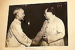 Ho Chi Minh With Mao Tse Tung
