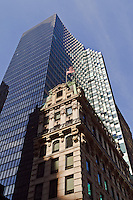 HSBC Bank Tower, 452 5th Ave, in 1983 architects Attia and Perkins, incorporating the Knox Hat Building, build in 1902, Manhattan, New York City, New York, USA