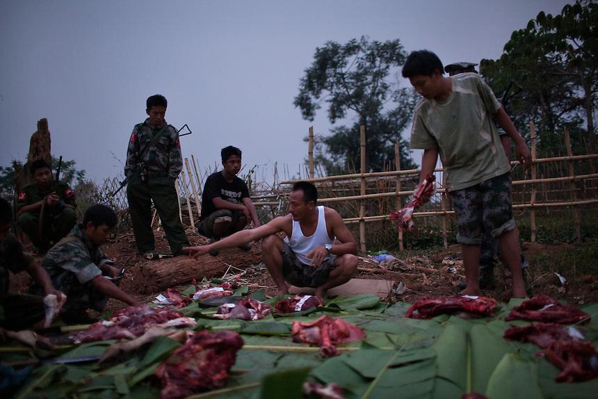 Kachin conflict