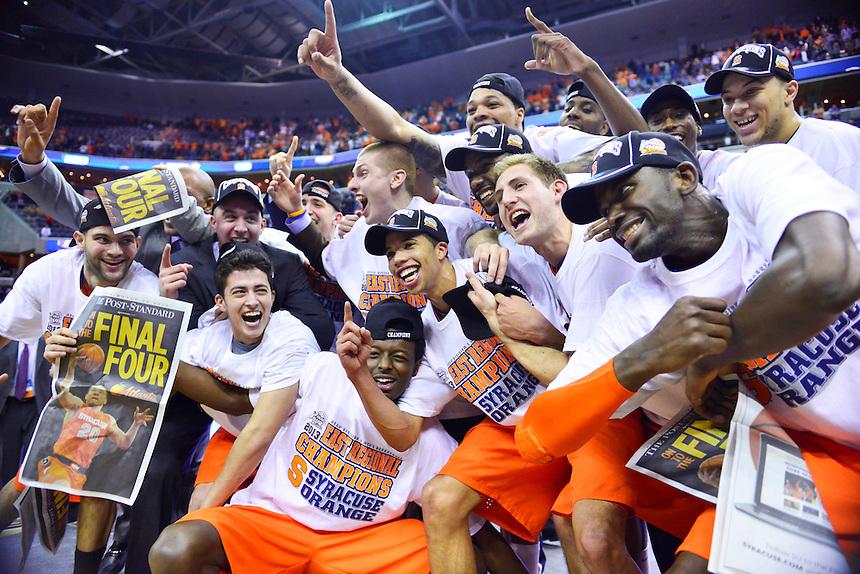 NCAA Tournament Regional Final - Syracuse Orange vs. Marquette Golden Eagles
