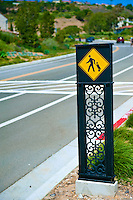 Rancho Palos Verdes, CA, Trump National, Golf Course, Los Angeles, Golfer Crossing, luxurious, Palos Verdes, Peninsula, Trump National Golf Club,