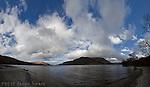 Glencoyne Panorama, Lake District, Cumbria, UK