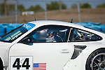 #44 Flying Lizard Motorsports Porsche 911 GT3 RSR: Darren Law, Seth Neiman, Andy Lally