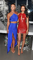 New York,NY-Aug 17: Nina Agdal, Shanina Shaik attends the W Hotel party to celebrate the opening of W Dubai on August 17, 2016 in New York City. @John Palmer / Media Punch