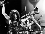 Alice Cooper 1979 on 'Midnight Special'.© Chris Walter.