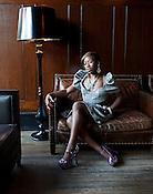 Durham recording artist Yazarah at Whiskey, Sun., July 25, 2010.