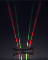 LIGHT transmission through BICONCAVE LENS: Causes parallel beams of light to diverge<br />