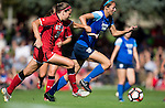 16wSOC at Utah 0738<br /> <br /> 16wSOC at Utah<br /> <br /> BYU Women's Soccer defeats Utah 2-0 at the University of Utah Field. <br /> <br /> September 5, 2016<br /> <br /> Photo by Jaren Wilkey/BYU<br /> <br /> &copy; BYU PHOTO 2016<br /> All Rights Reserved<br /> photo@byu.edu  (801)422-7322