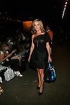 The Real Housewives of New York's Sonja Morgan Attends Daisy Fuentes Spring/Summer 2014 Fashion Show Held at Eybeam, NY