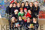 Presentation Secondary School 4th year students, pictured on Friday morning last, as they held Bake Sale to raise money for Love Literature Week School fund, front l-r: Chloe Morris, Blathnaid Cotter Sally O'Hara and Lucy Murphy. Middle l-r: Cara Segal, Aine Rice, Niamh O'Shea and Niamh Walsh. Back l-r: Jennifer Hanafin, Jordan Quinlivan, Therese Keane, Kelly Flannery, Abbie O'Connell, Clara Moran and Laura Devane.