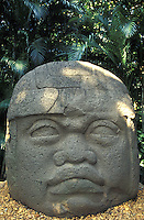 Olmec Sculptures