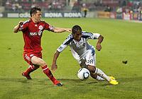 Toronto FC vs Los Angeles Galaxy June 26 2010