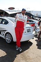 Zachary Levi.attending Toyota Celebrity Race Press Day - Toyota Long Beach Grand Prix.Hollywood Blvd.Long Beach, CA.April 6, 2010.©2010 Kathy Hutchins / Hutchins Photo...