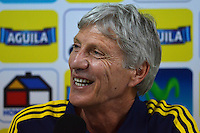 Rueda de Prensa Jose Pekerman / Press Conference Jose Pekerman 05-09-2013