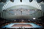 - Valencia Open 500 - Tennis.<br /> - Fernando Verdasco (ESP) (23) vs Tommy Robredo (ESP) (133).<br /> - Agora (Valencia-Spain).<br /> - 22/10/12
