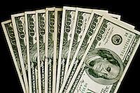 g money in cash