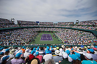 AMBIENCE<br /> Tennis - Sony Open -  Crandon Park - Miami - Florida - USA - ATP-WTA - 2014  - USA  -  30 March 2014. <br /> <br /> &copy; AMN IMAGES
