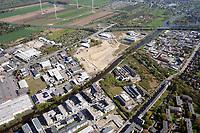 Schilfpark und Schleusengraben: EUROPA, DEUTSCHLAND, HAMBURG, (EUROPE, GERMANY), 02.09.2016: Bergedorf, Schilfpark, Schleusengraben