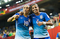 Brazil vs Spain, June 13, 2015