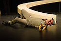 London, UK. 09.01.2016. Theatre des Bouffes du Nord present MARCEL, as part of the Lonodon International Mime Festival, at the Shaw Theatre. Picture shows: Marcello Magni. Photograph © Jane Hobson.