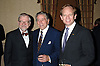 Bill Baker, Tony Bennett and Steven Rattner..at The Thirteen/WNET & WLIW 13th Annual Gala Salute..on June 13, 2006 at Gotham Hall. The honorees were, Tony Bennett, Henry Louis Gates, Jr and William Harrison. ..Robin Platzer, Twin Images