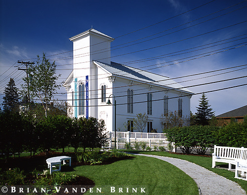 Schwartz Silver Architects.Farnsworth Art Museum .Rockland, Me.