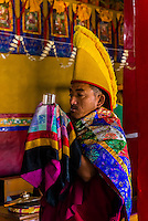 India-Ladakh-Nubra Valley-Diskit Monastery