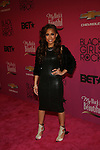"""BET's Keshia Chante  Attends """"BLACK GIRLS ROCK!"""" Honoring legendary singer Patti Labelle (Living Legend Award), hip-hop pioneer Queen Latifah (Rock Star Award), esteemed writer and producer Mara Brock Akil (Shot Caller Award), tennis icon and entrepreneur Venus Williams (Star Power Award celebrated by Chevy), community organizer Ameena Matthews (Community Activist Award), ground-breaking ballet dancer Misty Copeland (Young, Gifted & Black Award), and children's rights activist Marian Wright Edelman (Social Humanitarian Award) Hosted By Tracee Ellis Ross and Regina King Held at NJ PAC, NJ"""