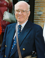John Fiedler Actor By Jonathan Green Celebrity Photography USA