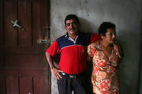 Servio Vitelio and his wife, Dolores Moreira, live in cooperativa 18 de Noviembre, next to well 41, near Shushufini. They have lived here for many years and seen many oil spills. Doloress has lost four babies and believes it is because of the contamination caused by the well. A study published in 2000 found that the number of miscarriages in the contaminated zones was 2.5 times higher than in zones without contamination. A class action lawsuit was brought against US multinational oil giant Texaco (acquired by Chevron in 2001) by more than 30,000 Ecuadorians. The case has been in the Ecuadorian courts since 2003 and relates to the dumping of billions of gallons of toxic materials into unlined pits and Amazonian rivers. In February 2011 the court ruled that Chevron should pay a fine totalling 9.5 billion USD. However, Chevron has stated that the ruling is 'illegitimate and unenforceable' and has started numerous counter proceedings in US courts. There is some doubt as to whether it will be possible to force Texaco to pay the fine.