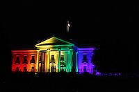 JUN 26 The White House Celebrates Same-Sex Marriage Ruling