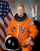 Houston, TX - (FILE) -- Portrait of Astronaut Eric A. Boe, pilot, STS-126, dated April 3, 2008.  Boe is scheduled for launch aboard Space Shuttle Endeavour on Friday, November 14, 2008.  The 15-day flight will deliver equipment and supplies to the space station in preparation for expansion from a three- to six-person resident crew aboard the complex. The mission will include four spacewalks to service the station?s Solar Alpha Rotary Joints..Credit: NASA via CNP