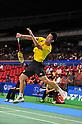 Chen Long (CHN), September 22, 2011 - Badminton : YONEX Open Japan 2011, Men's Singles at Tokyo Metropolitan Gymnasium, Tokyo, Japan. (Photo by Jun Tsukida/AFLO SPORT) [0003]
