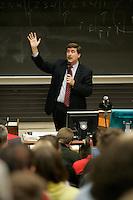 Political analyst Larry Sabato. Photo/Andrew Shurtleff