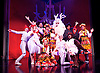 Beauty &amp; The Beast <br /> at Theatre Royal Stratford East <br /> London, Great Britain <br /> press photocall <br /> 9th December 2014 <br /> <br /> Helen Aluko as Beauty <br /> <br /> Vlach Ashton as Beast <br /> <br /> Michael Bertenshaw as Auntie Gisele<br /> <br /> Minal Patel as Marcel <br /> <br /> Allyson Ava-Brown as Prunella<br /> <br /> Antonia Kemi Coker as Witchy <br /> <br /> Laurence Aldridge as Mr Hardboiled <br /> <br /> Ralph Bogard as Piggy <br /> <br /> Amelia Cavallo as Peter Pan <br /> <br /> Jorell MJ Coiffic-Kamall as Baby Bear <br /> <br /> Paris Iris Campbell <br /> <br /> <br /> <br /> Photograph by Elliott Franks <br /> Image licensed to Elliott Franks Photography Services