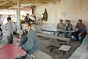 Irak 2000.Kala Diza: Salon de thé.Iraq 2000.A teahouse in Kala Diza