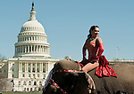Barnum & Bailey Elephant Walk D.C.