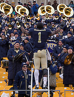 Rutgers Scarlet Knights @ Pitt Panthers 11-24-12