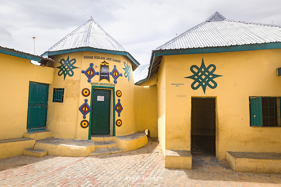The ancient city of Zaria, Kaduna state, north-central Nigeria.