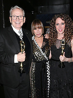 Hollywood, CA - February 19: Bob Mackie, Melissa Rivers, Jen Rade, At 3rd Annual Hollywood Beauty Awards_Inside, At Avalon Hollywood In California on February 19, 2017. Credit: Faye Sadou/MediaPunch