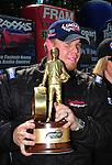 May 6, 2012; Commerce, GA, USA: NHRA  top sportsman driver Jeffrey Barker during the Southern Nationals at Atlanta Dragway. Mandatory Credit: Mark J. Rebilas-