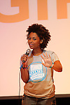 Founder/Executive Chair of The Society for Girls, Inc.'s Shantelle Johnson at Teen Diaries Presents: Project Butterfly New York Hosted by Keri Hilson 9/24/11