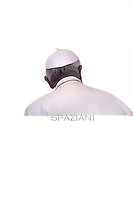 Pope Francis  during his weekly general audience in St. Peter square at the Vatican, Wednesday.3 June 2015