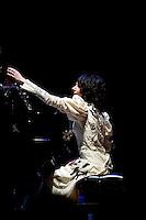 PJ Harvey performing at Hamer Hall, Melbourne, 20 February 2008