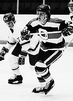 Bruce McBrien Ottawa 67's 1979. Photo Scott Grant