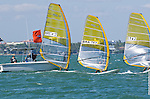 ISAF World Cup Miami, RS:X