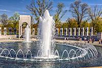 World War II Memorial Washington DC Architecture